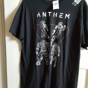 Anthem bioware tee shirt